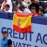 Españoles en Gstaad