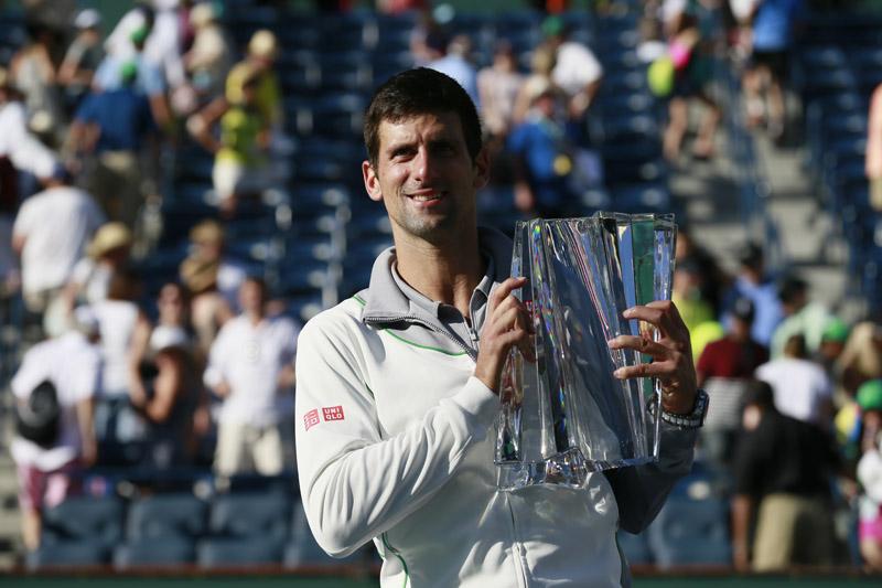 Djokovic ganador de Indian Wells 2014