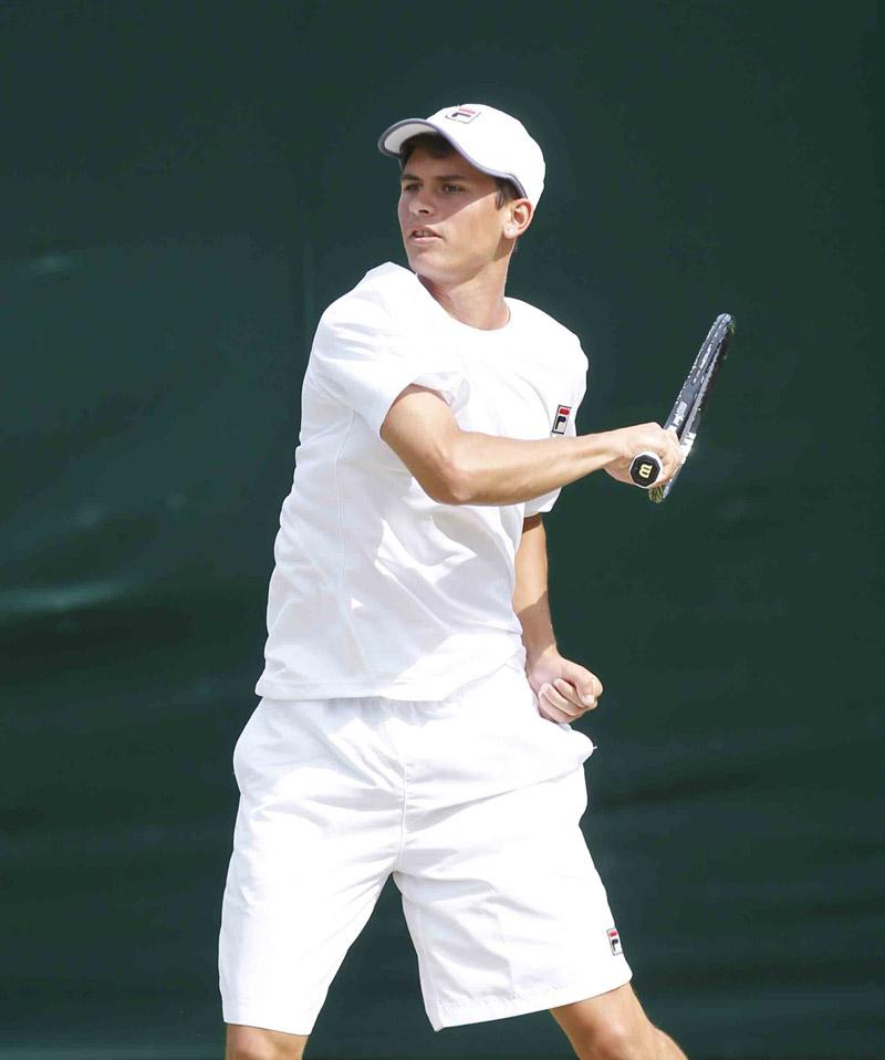 Jordi Arconada Wimbledon
