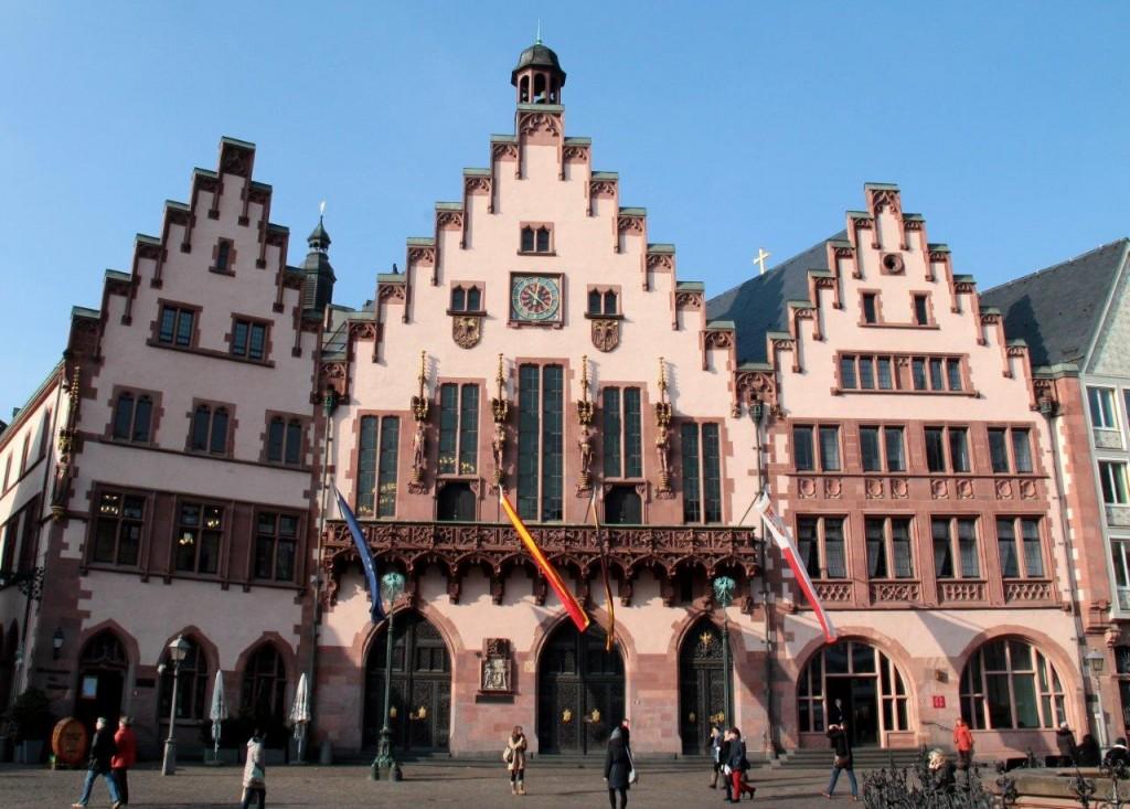 Ayuntamiento de Frankfurt, lugar del sorteo 01