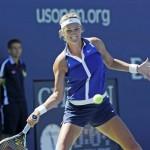 Foto de Azarenka en el US Open 2014
