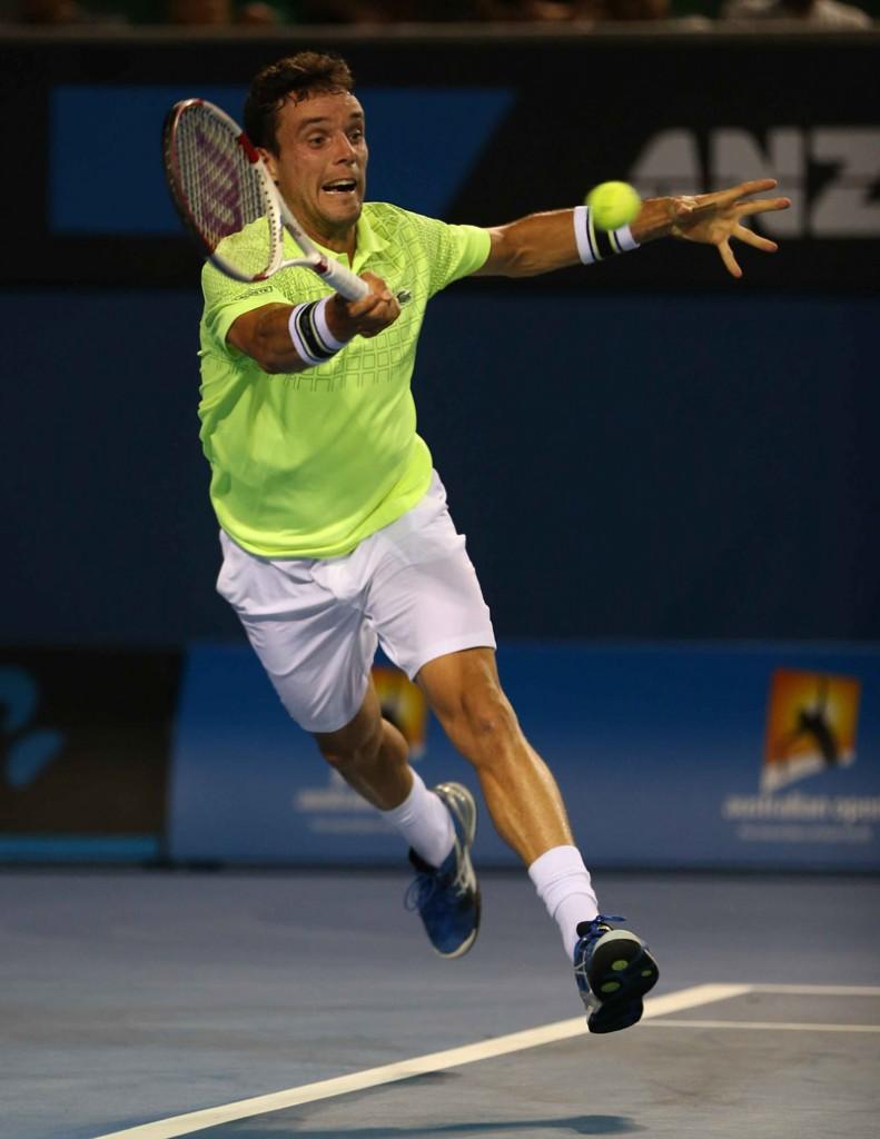 Bautista Open Australia Jueves 16/01/2014