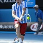 Foto Berdych - Open-Australia- Martes 21-01-2014