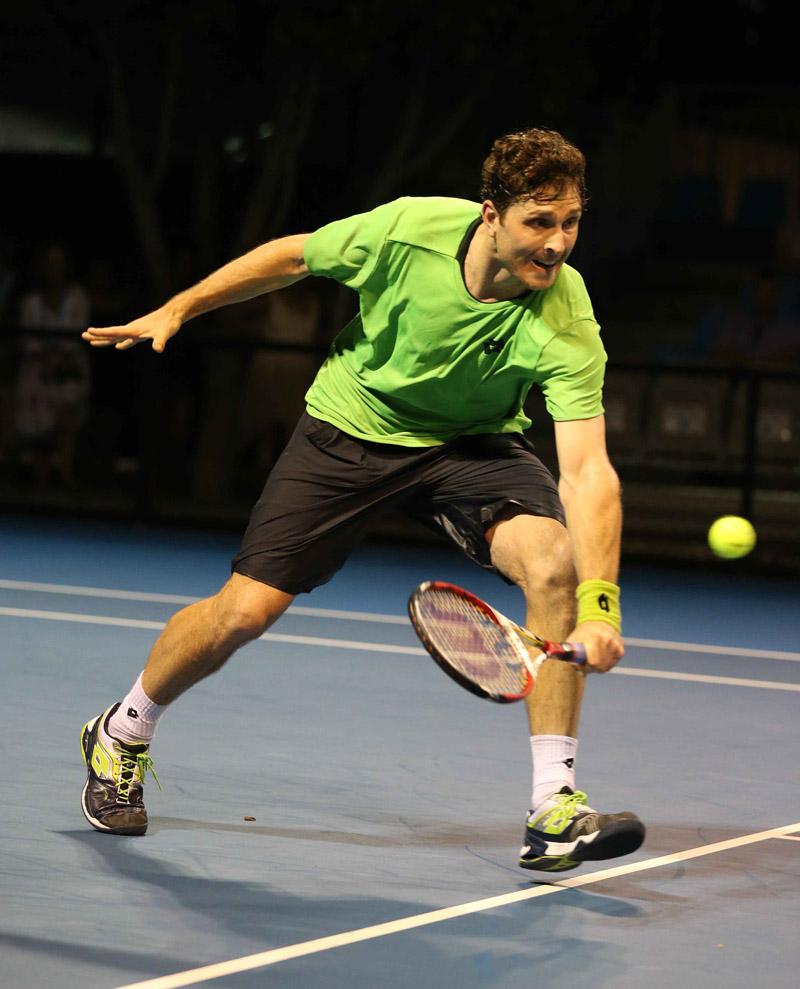 Berrer Open Australia Jueves 16/01/2014