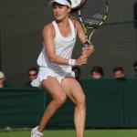 Wimbledon 2014Wimbledon 2014 Bouchard 2