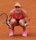 Roland Garros 2014 Bouchard