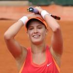 Roland Garros 2014Bouchard3