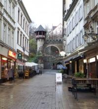 Centro de Wiesbaden, ciudad natal de McEnroe