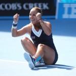 Foto Cibulkova - Open-Australia- Jueves 23-01-2014