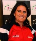FedCup España Conchita Martínez