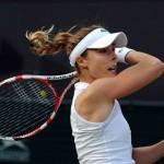 Cornet Wimbledon 2014