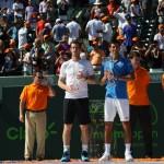 Djokovic y Murray, la final