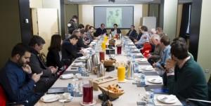 Desayuno con la prensa y Mutua Madrid Open