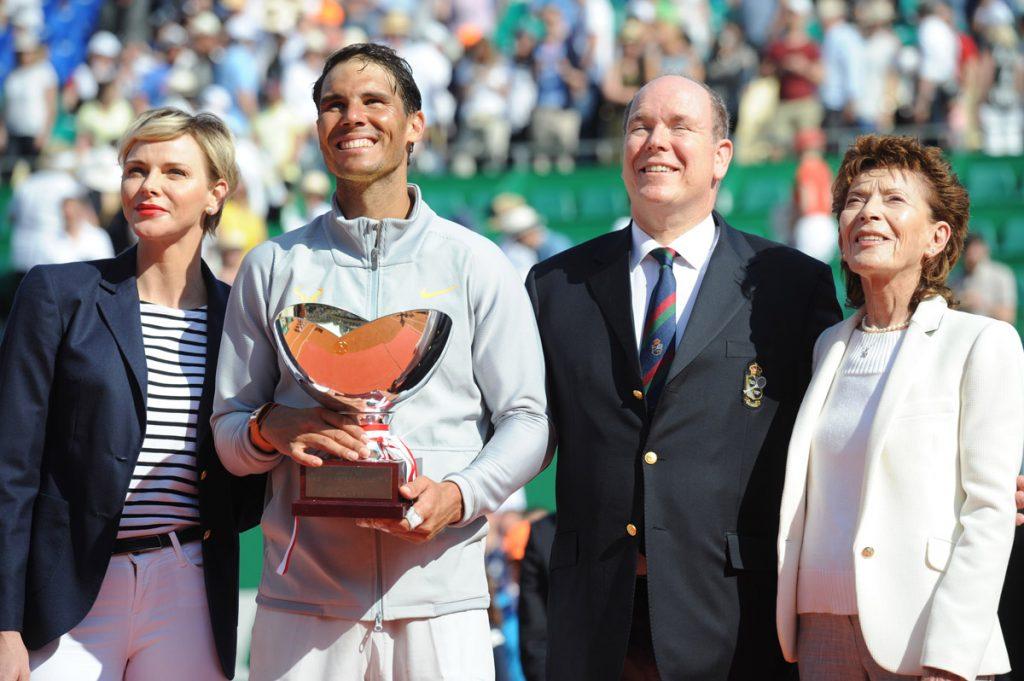 TENNIS : Monte Carlo Rolex Masters – Monaco – 22/04/2018