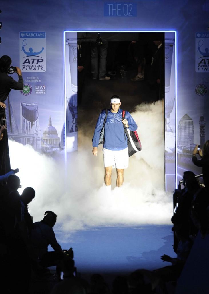 Barclays ATP Wolrd Tour Finals 2013