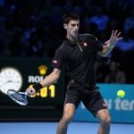 Djokovic ATP Tour Finals