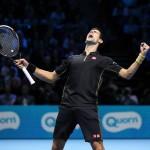 Djokovic Matchpoint 1 Atp Tour Finals