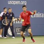 Foto de Djokovic N US Open 2013 01 3