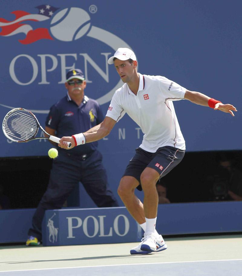 Djokovic N US Open 2014 50 b
