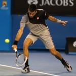 Foto Djokovic Open Australia Viernes 17/01/2014-3