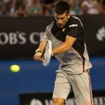 Foto Djokovic Open Australia Viernes 17/01/2014-2
