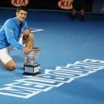 Djokovic campeón trofeo 01 b