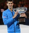 Djokovic campeón trofeo 02 b