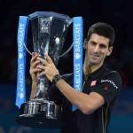 Djokovic maestro