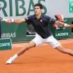 Roland Garros 2014 Djokovic