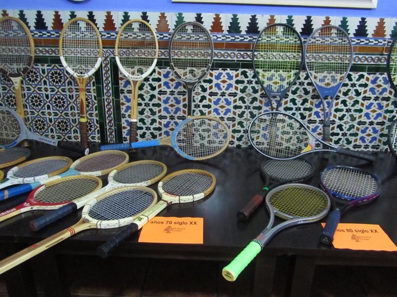 Expo raquetas historicas