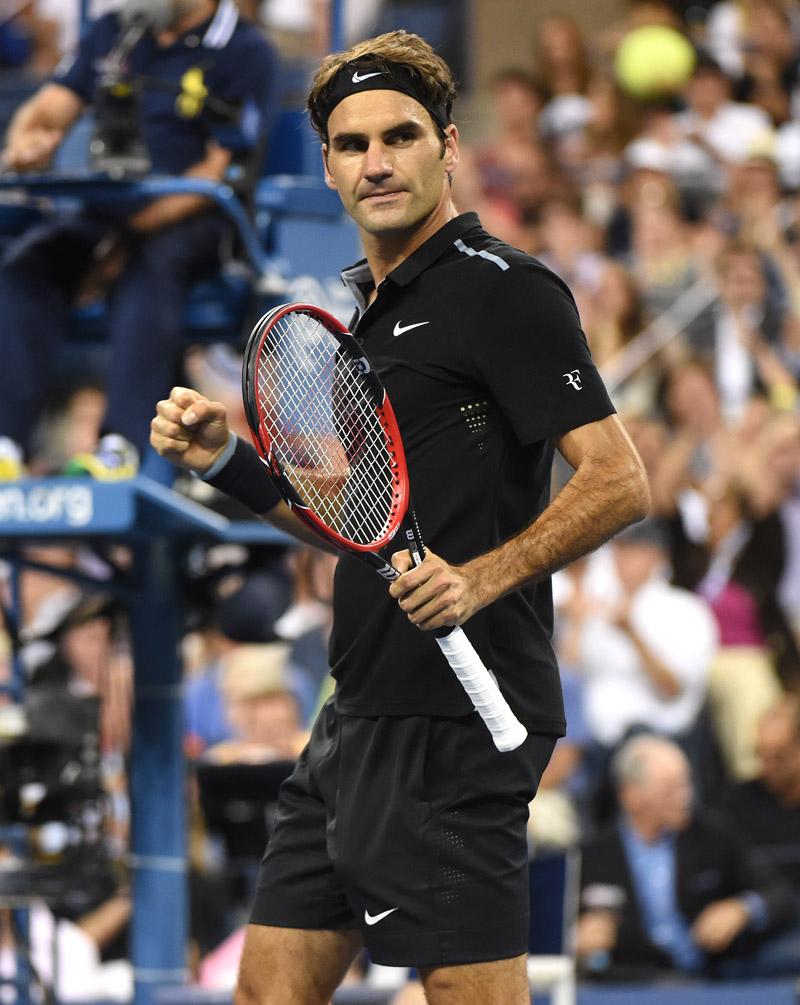 Federer R US Open 2014 15