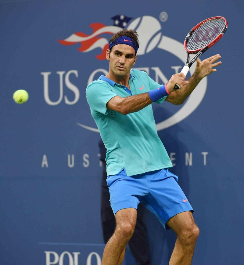 Federer R US Open 2014 30 b