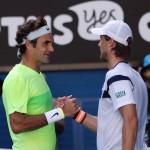 Federer-Seppi australia