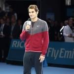 Foto Federer anuncia su lesión
