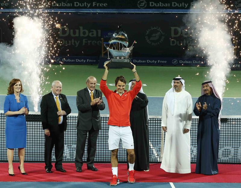 © 2013 Regi Varghese. Federer-campeon-Dubai-01-b.jpg