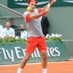 Roland Garros 2014 Federer