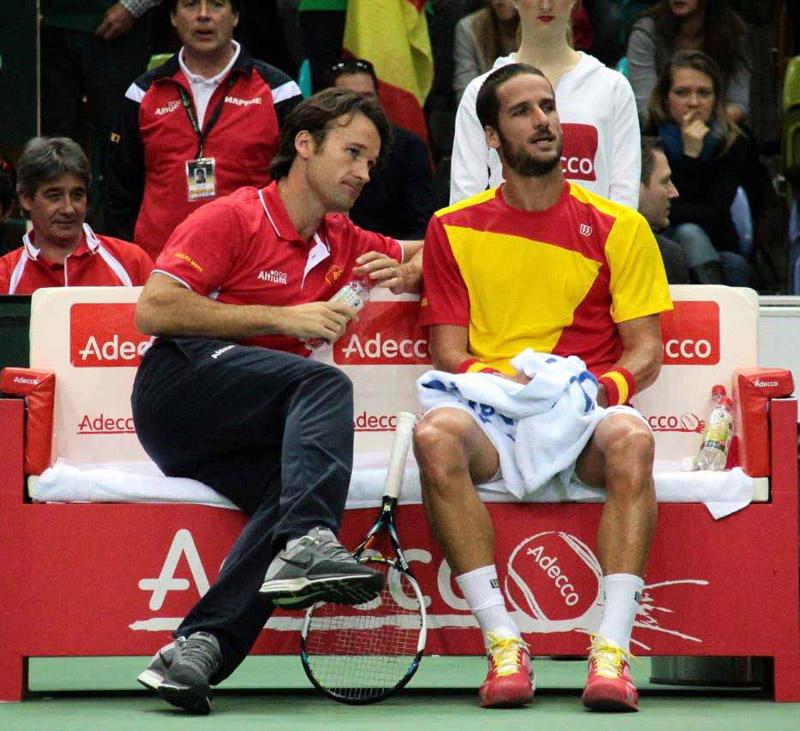 Copa Davis Alemania España