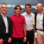 Ferrer-Nadal fiesta jugadores 01 b