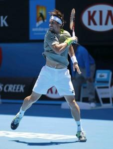 Foto Ferrer-Open-Australia-Miércoles-15-01-2014-2