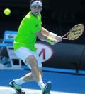 Foto David Ferrer Open Australia Viernes 17/01/2014-6