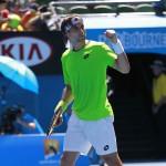 Foto David Ferrer Open Australia Viernes 17/01/2014-2