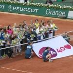Fundacion WTA Foto Roland Garros 2013