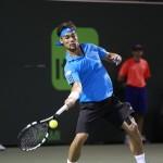 Rafa Nadal vs Fognini en Miami6