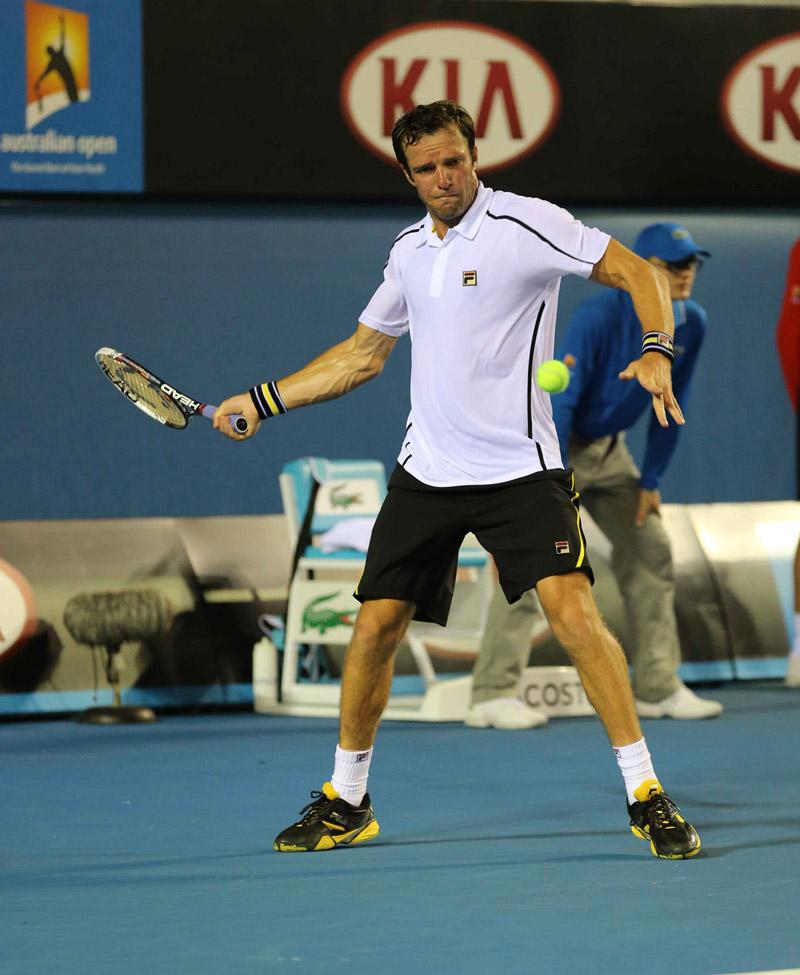 Gabashvili Open  Australia Jueves 16/01/2014