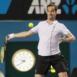 Foto Gasquet Open Australia Viernes 17/01/2014