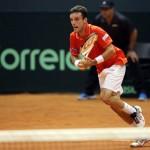 Brasil-España Roberto Bautista