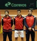 Brasil-España Equipo español