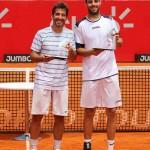 Granollers-Lopez-campeones-FOTO: ROBERTO CASTRO
