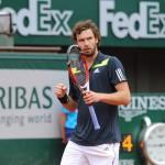 Roland Garros 2014 Gulbis
