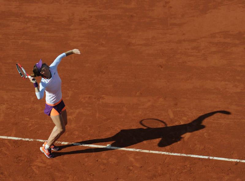 Roland Garros 2014 Halep